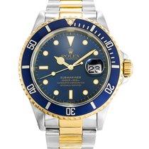 Rolex Watch Submariner 16613