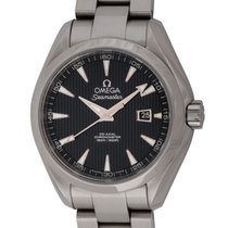 Omega : Ladies Seamaster Aqua Terra 34MM :  231.10.34.20.01.00...
