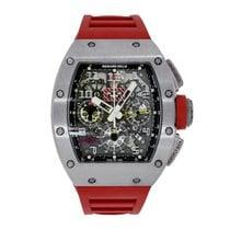 Richard Mille Felipe Massa Flyback Chronograph Titanium RM011...