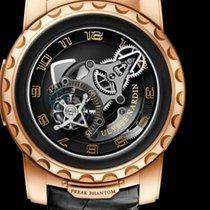 Ulysse Nardin FREAK PHANTOM Pink Gold Leather Strap Edition...