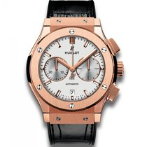 Hublot Classic Fusion  18k Rose Gold Mens WATCH 541.OX.2610.LR