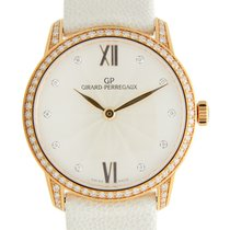 Girard Perregaux Girard-perregaux 1966 18 K Rose Gold With...