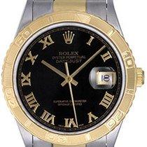 Rolex Men's Rolex Turnograph 2-Tone Steel & Gold Watch...