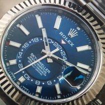 """Rolex Sky-Dweller 326934 """"White"""" LC 100 Deutsch B..."""