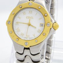 "Ebel ""Sport Wave"" Watch - Quartz Movement - Date -..."