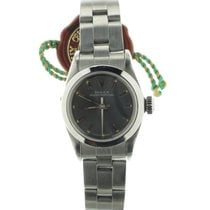 Rolex Oyster Perpetual Ladies Grey