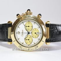 Cartier 18ct Yellow Gold Pasha Chronograph Quartz. Model No