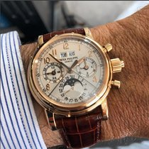 Patek Philippe 5004R with Opaline dial