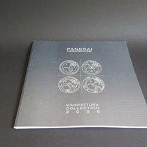 Panerai Model Catalogue 2008 Big Model