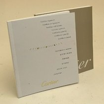 Cartier Warranty Booklet Set