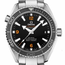 Omega Seamaster Planet Ocean  42 mm Ceramic NUOVO art. Om226