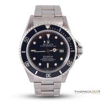Rolex Sea-Dweller Steel
