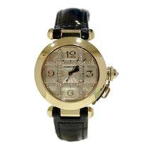 Cartier Pasha Gold 18Kt Automatic Ref. 2399