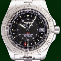 Breitling Colt 41mm Automatic Date Black Dial Stainless Steel