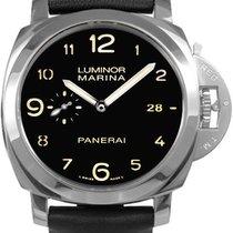 Panerai Luminor Marina 1950 Black Dial Automatic Men's...