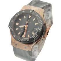 Hublot 312.pm.1128.rx Big Bang King 44mm in Rose Gold - on...