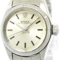 ロレックス (Rolex) Vintage Rolex Oyster Perpetual 6623 Steel...