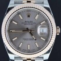 Rolex Datejust II Gold/Steel Jubilee Strap Sundust Dial,41MM