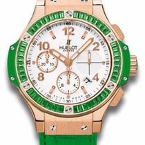 Hublot Big Bang Tutti Frutti Apple Rose Gold