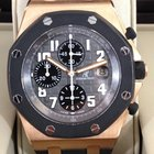Audemars Piguet AP Royal Oak LC100 Offshore Rosegold Rubber 2010