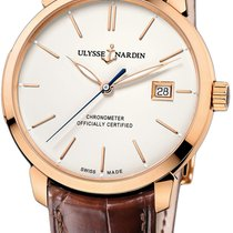 Ulysse Nardin San Marco Classico Automatic 40mm 8156-111-2/91