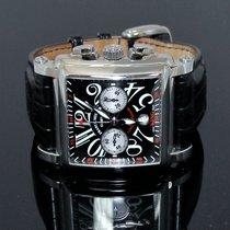Franck Muller Conquistador King Cortez Chronograph Steel 10000...
