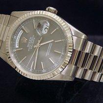 Rolex 18k Gold Day-date President Slate 118239