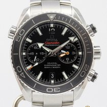 Omega Seamaster Planet Ocean Chronograph  Co-Axial 600M