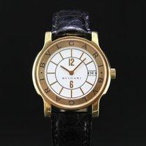 宝格丽 (Bulgari) Solotempo 18 kt gold – ST 35 G – Men's watch...