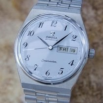Omega Seamaster Cal 1020 Swiss Made Automatic Stainless St...