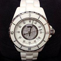 Chanel J12 H1759 - Diamond Set - Serviced By Chanel