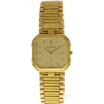 Carl F. Bucherer 18K Yellow Gold Vintage Watch