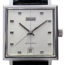 Revue Mans Wristwatch