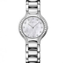 Ebel Beluga Steel Case with Diamonds, Mother of Pearl Dial