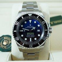 Rolex 116660 dbl Sea-Dweller DEEPSEA