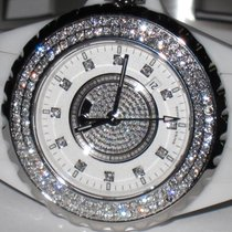 Chanel J12 Ceramic Diamonds