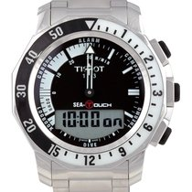 Tissot Men's T0264201105100 Touch Collection Sea Touch Watch