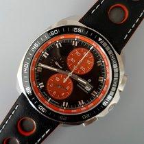 Junghans 1972 Chronoscope Solar Alarm