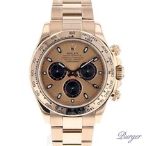Rolex Daytona Everose Gold