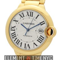 Cartier Ballon Bleu Collection Ballon Bleu Large 42mm 18k...