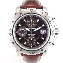 Montblanc Meisterstück 7034 Sport Chronograph with box