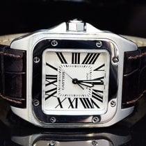 Cartier Santos 100, Automatic, Mint, Boxed, W20106X8
