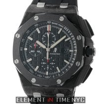 Audemars Piguet Royal Oak Offshore Chronograph Forged Carbon...