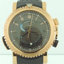 Breguet 18k Pink Gold Marine Automatic 5847BR/Z2/5ZV