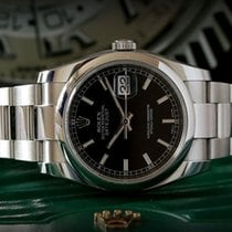 Rolex Oyster Perpetual Datejust. Reference: 116200 – Unisex –...