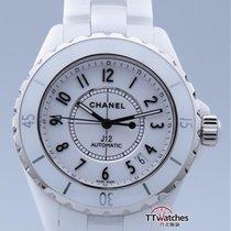 Chanel J12 White Ceramic H0970 Automatic