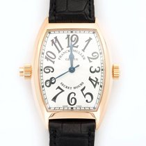 Franck Muller Secret Hours 18K Solid Rose Gold Automatic