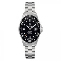 TAG Heuer Aquaracer  Black Dial Mens WATCH WAN2110.BA0822