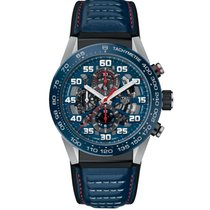TAG Heuer Carrera Calibre HEUER 01 Red Bull Racing special...