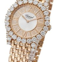 Chopard L'Heure Du Diamant 18K Rose Gold & Diamonds...